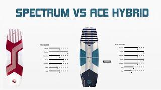 Cabrinha Spectrum Vs Ace Hybrid