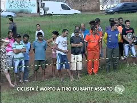 Preso Homem Acusado De Matar Ciclista No Recanto Das Emas