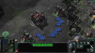 Starcraft 2 Widow Mine Drop