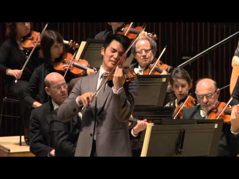 Bruch Violin Concerto: Finale. Ray Chen and the Israel Philharmonic