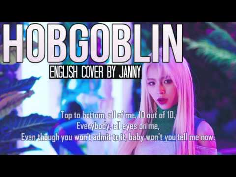 CLC (씨엘씨) - Hobgoblin (도깨비) | English Cover by JANNY