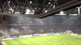 видео Эсприт Арена, стадион в Дюссельдорфе
