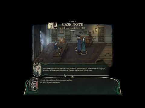 Stygian: Reign of the Old Ones - Investigating a hellish place (RPG) |
