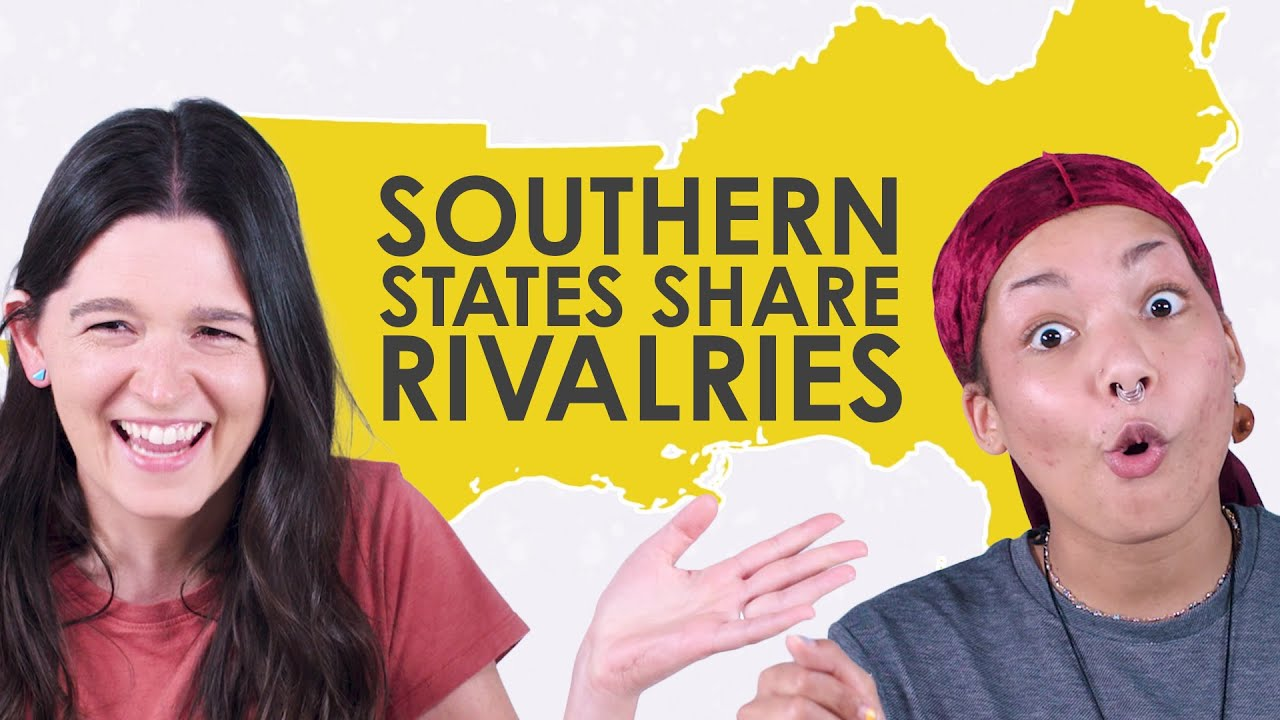 Southern States Roast Each Other