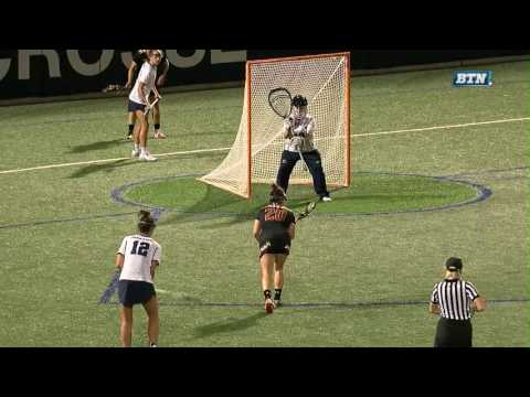 Maryland at Penn State - Women's Lacrosse Highlights