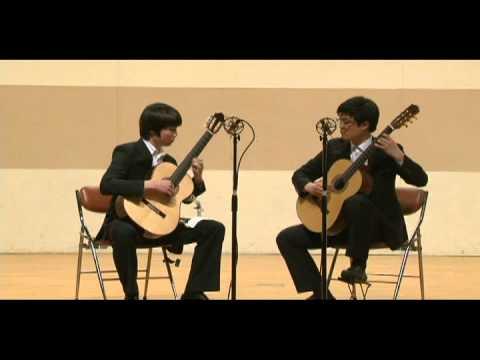 Six Valses for 2 Guitars, Op.39 - No.1 (Fernando Sor)