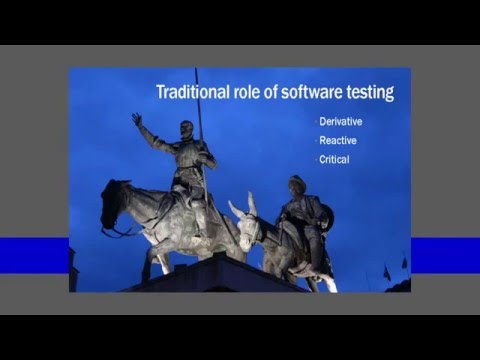 HUSTEF 2015 - Robert V  Binder - Keynote - AGILE HIGH ASSURANCE