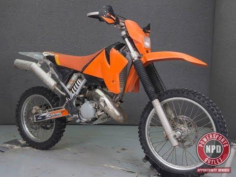 1999  KTM  125 EXC - National Powersports Distributors