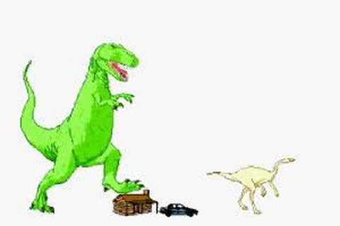 Dinosaur Comics: The Animated Series Episode 1 - YouTube