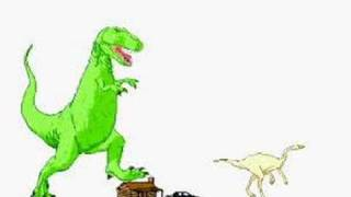 Dinosaur Comics:  The Animated Series Episode 1
