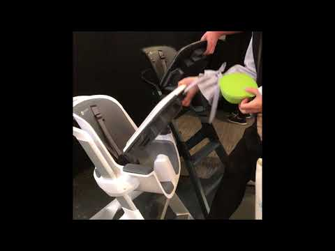 4moms High Chair (LA Baby Show 2017)