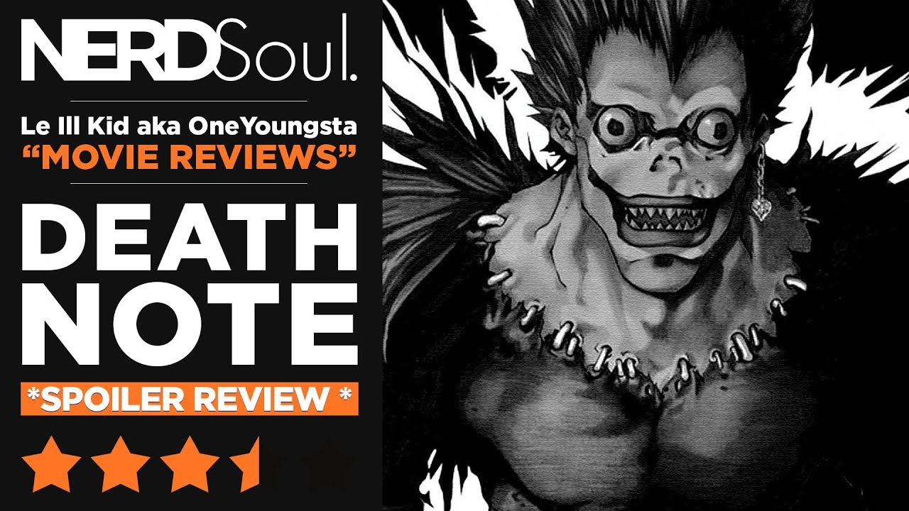 Netflix Releases First Trailer For Live-Action Death Note
