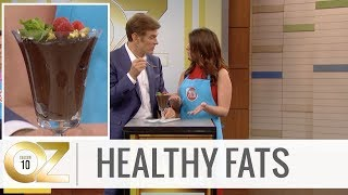 New Ways to Eat Healthy Fats