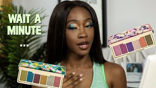 Rare Beauty Has Eyeshadow Now? l Too Much Mouth