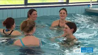 À Châteauroux, cours de balnéothérapie pour femmes enceintes