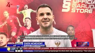 Pelatih Timnas Indonesia Minta Dukungan Penuh Supporter Tanah Air