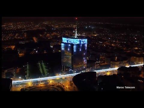 La Fibre Optique de Maroc Telecom   Jusqu'au 30 Novembre   -50% sur votre équipement
