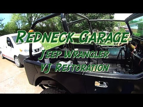 Bedliner Results - Sport Roll Bar Cover - Dash Jeep Wrangler YJ