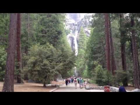 Yosemite National Park TOUR - June 2013 - Landmarks and Sights