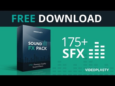 Free SFX Pack: 175 Sound Effects [FREE DOWNLOAD]