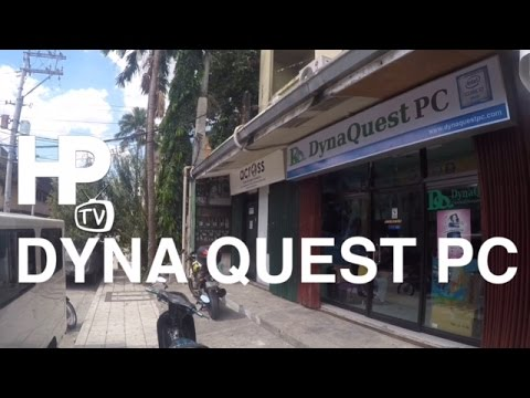 Dyna Quest PC Best Computer Retail Shop Manila Philippines by HourPhilippines.com