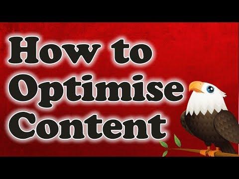 How to SEO content using WordPress and Yoast SEO - 동영상
