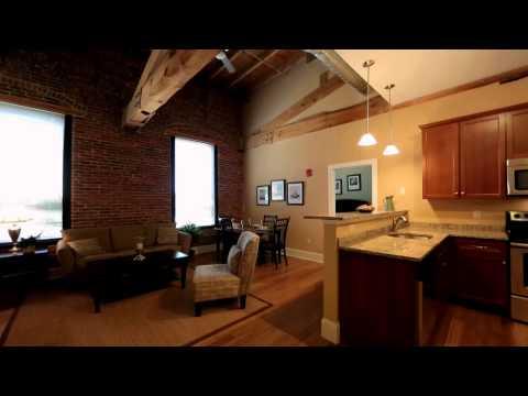 Lofts at Lancaster Mills, 55 Green Street, Clinton, MA