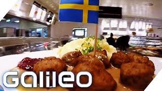 Köttbullar: Der Weg des Schweden-Foods   Galileo   ProSieben