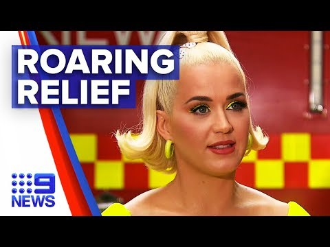 Katy Perry puts on free regional concert to thank firefighters from YouTube · Duration:  1 minutes 58 seconds