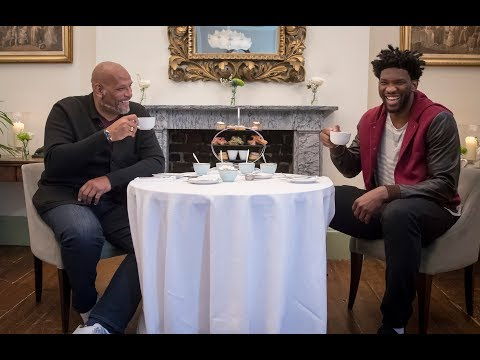 Download Youtube: Afternoon Tea with Joel Embiid
