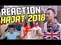 *REACTION* Hael Husaini - Hajat [Official Music Video] // MALAYSIAN MUSIC REACTION