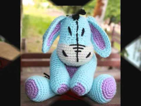 Crocheting Stuff : Crochet Stuffed Animals - YouTube