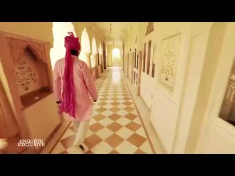 Mundota Fort and Palace featured on Enquête Exclusive by French Channel M6 (25 June, 2017)