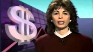 RBS Notícias: Comentário de Economia com Yeda Crusius (04/07/1990)