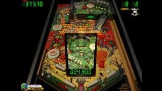 Microsoft Pinball Arcade (1998, PC) - 6 of 7: Haunted House (1.68 Million)[720p]