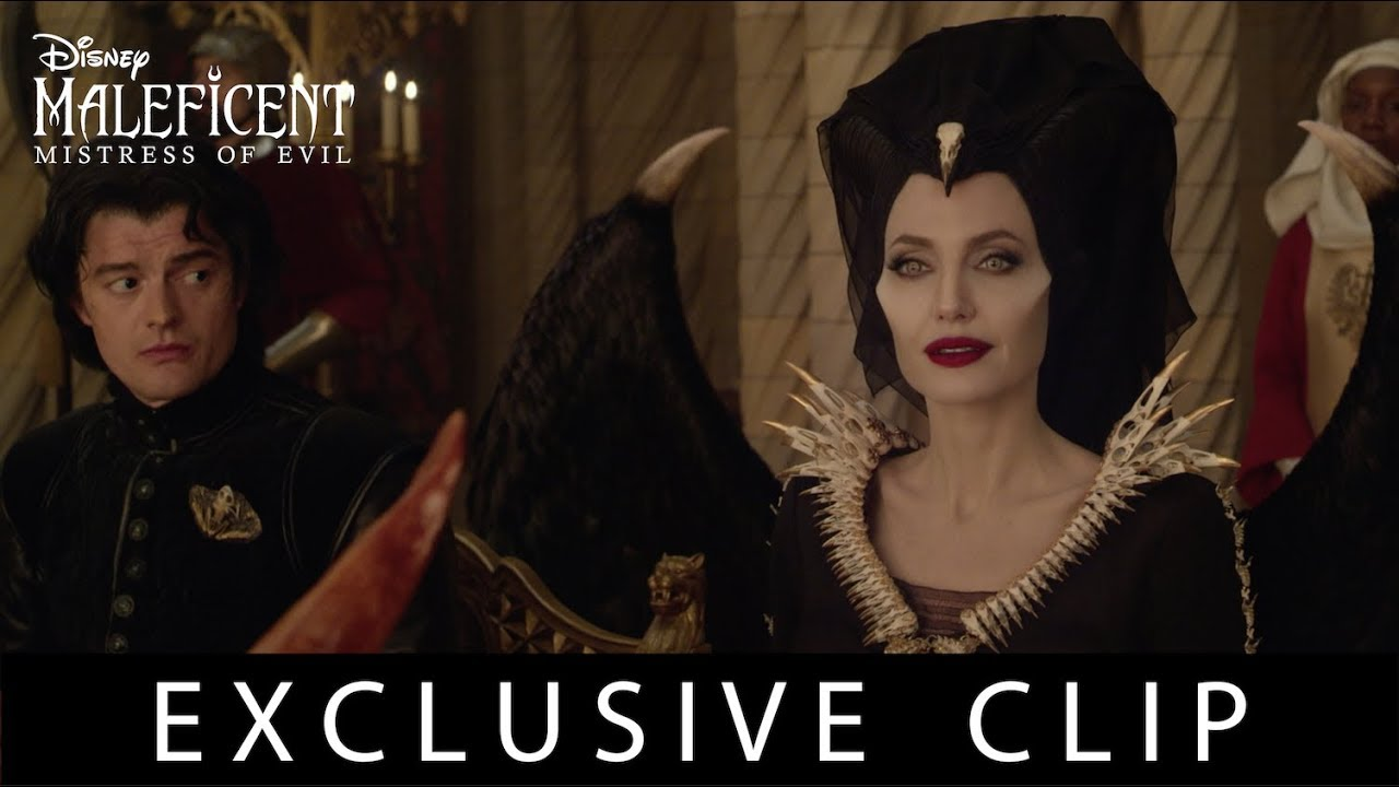 Maleficent Mistress Of Evil There Are Many Who Prey On The Innocent Exclusive Clip