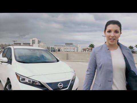 2018 Nissan LEAF Review - Can It Beat Tesla Model 3 ? - Dauer: 10 Minuten