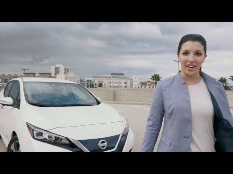2018 Nissan LEAF Review - Can It Beat Tesla Model 3 ?