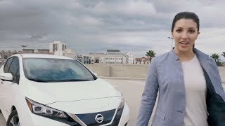 2018 Nissan LEAF Review - Can It Beat Tesla Model 3 ?