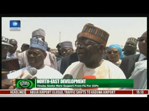 Borno Govt Allocates Houses To IDPs In Kaga LGA
