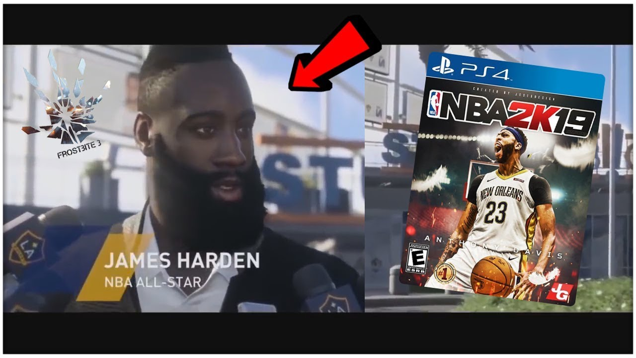 642a6081a NBA LIVE 19 NEW GAMEPLAY INCOMING...  WATCH FULL VIDEO  NBA 2K19 VS NBA  LIVE 19!!