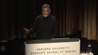 "Daniel Urban Kiley Lecture: Dilip Da Cunha, ""The Invention of Rivers"""