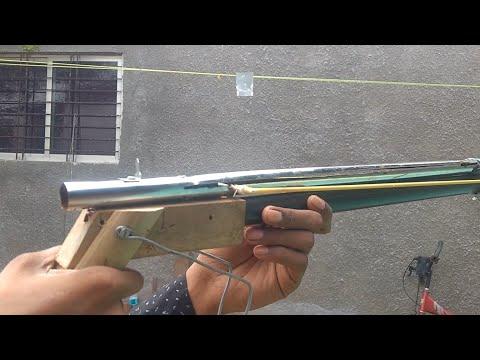 Homemade Hunting gun Tutorial -2