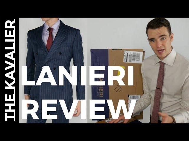 b63a63522216 Lanieri Suit Unboxing #2 & Full Review — MyVideo