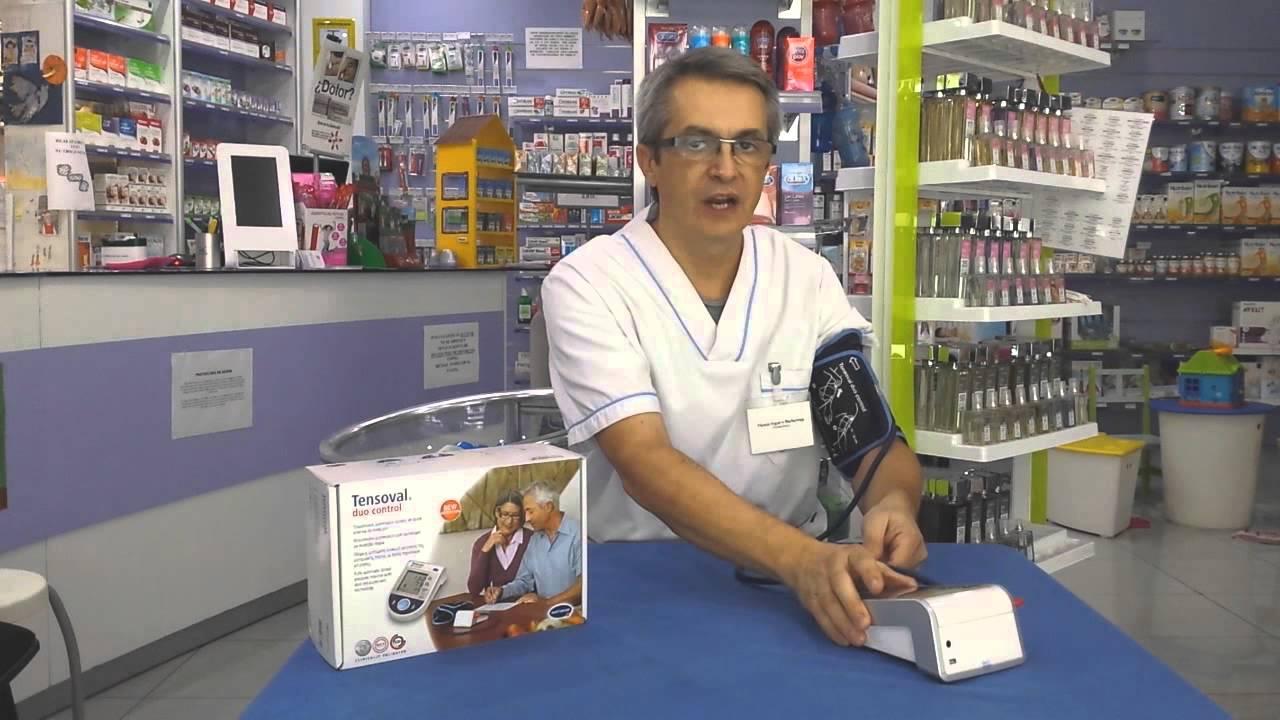 Como tomar la presi n arterial en casa youtube - La farmacia en casa ...