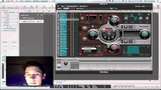 Logic Pro 9 Tutorial - Software Drums for Rock/Alternative