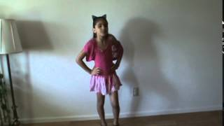 Problem from Ariana Grande cover by 8 years old Roz Ario