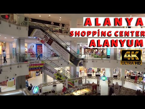 alanya shopping center