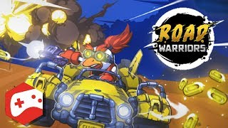 Road Warriors (By Lucky Kat Studios) Android / iOS Gameplay Video