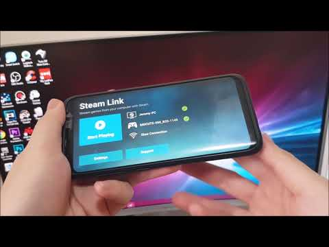 Tutorial: Set Up Steam Link (Beta) For Android Devices